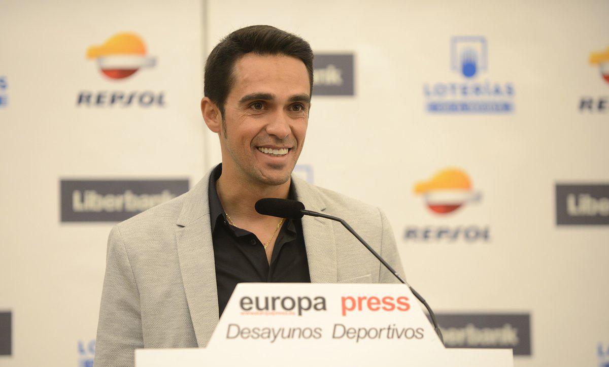 """Contador: """"Me emociono cuando la gente me dice que lloró el día del Angliru"""""""