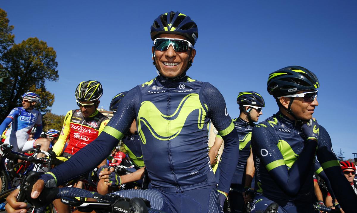 Nairo Quintana será la gran estrella de la Colombia Oro y Paz