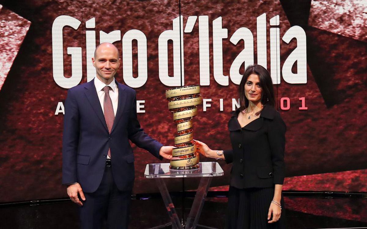 Israel amenaza con renunciar a la salida del Giro 2018