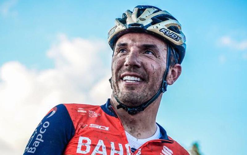 Purito Rodríguez, ciclista homenajeado en la QH 2018