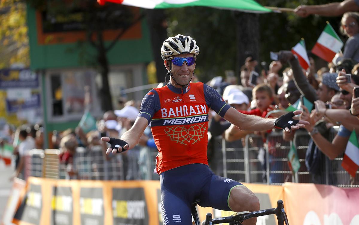Los mejores de 2017: Vincenzo Nibali
