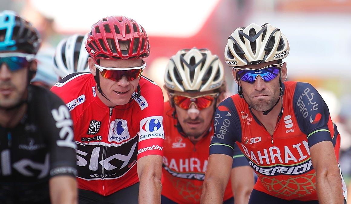Nibali: Si se confirma, ¿quién me devolverá el podio de Madrid?