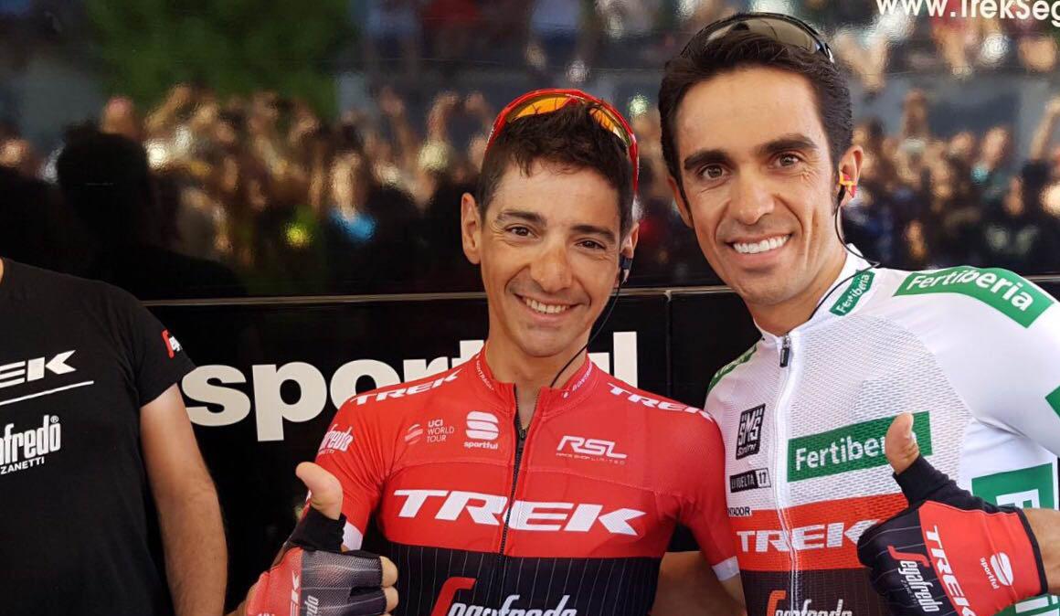 Jesús Hernández: La lealtad a Alberto Contador, el oficio de ayudar