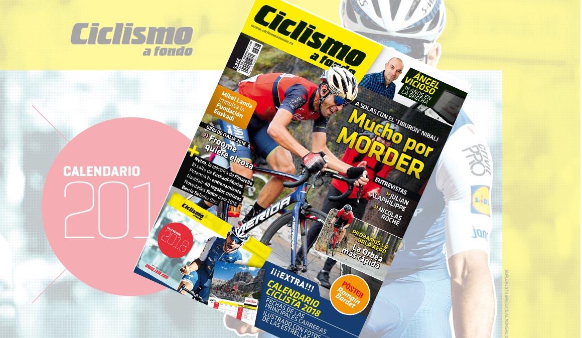 ¡Ciclismo a fondo 398 ya a la venta!