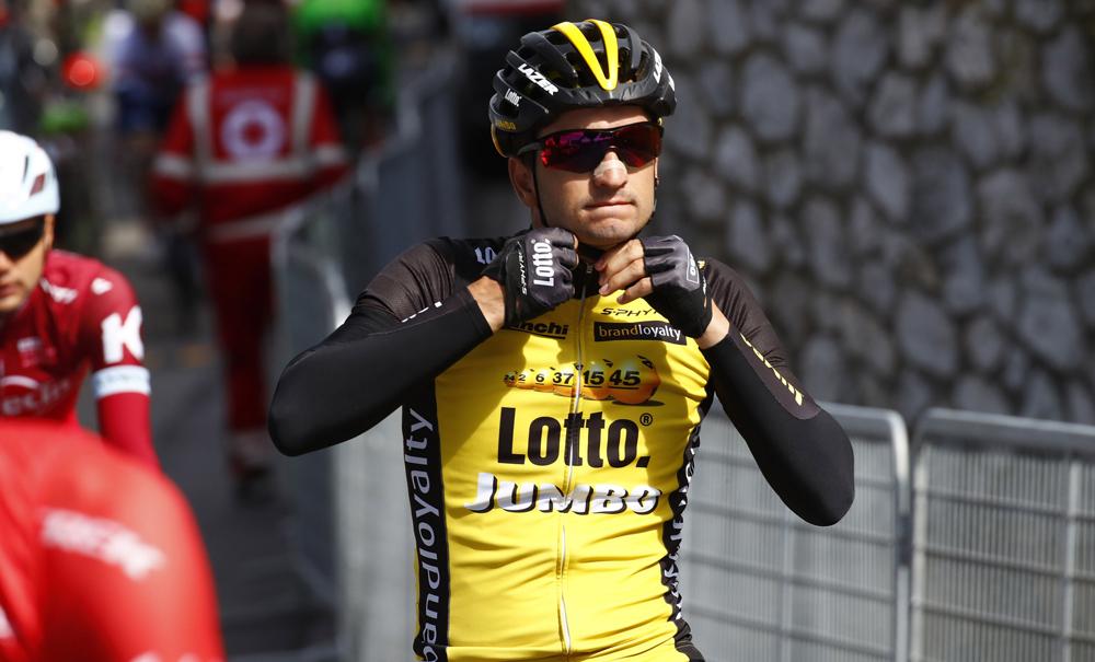 LottoNL-Jumbo rescinde el contrato de Lobato