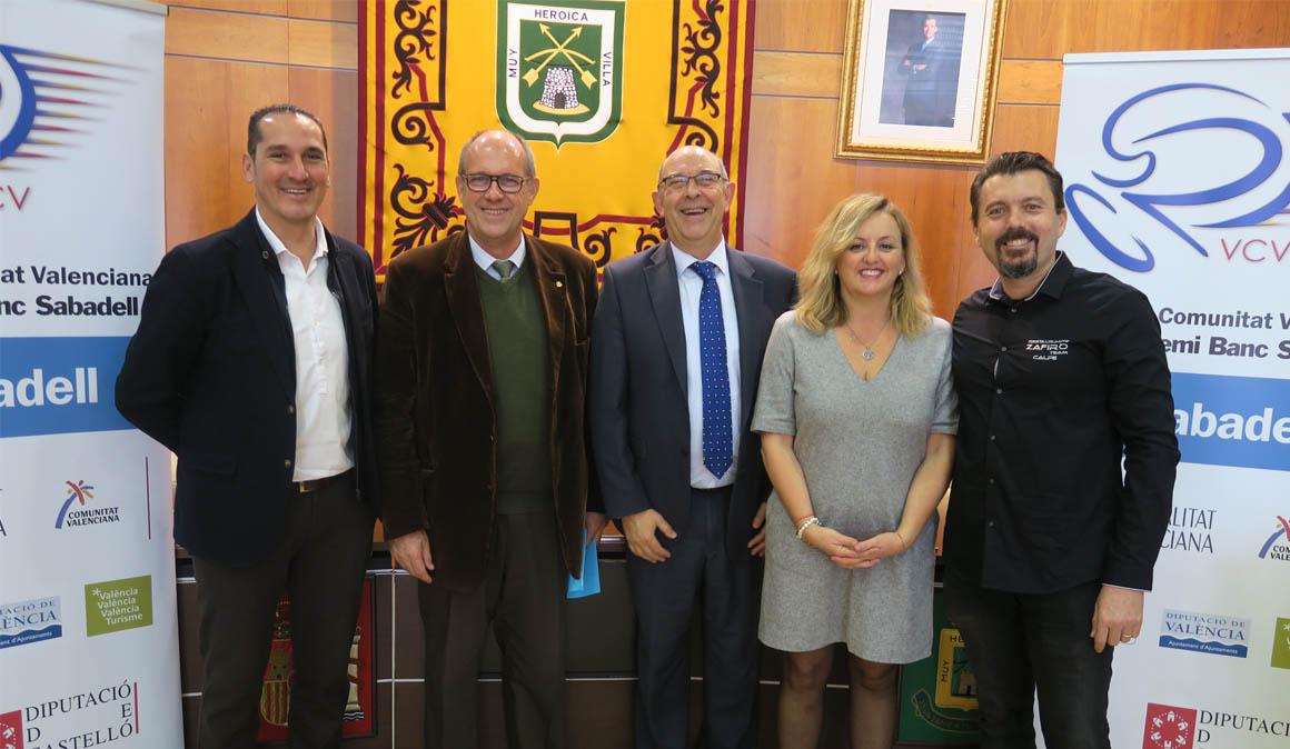 Calp meta de la Contrarreloj de la Volta a la Comunitat Valenciana