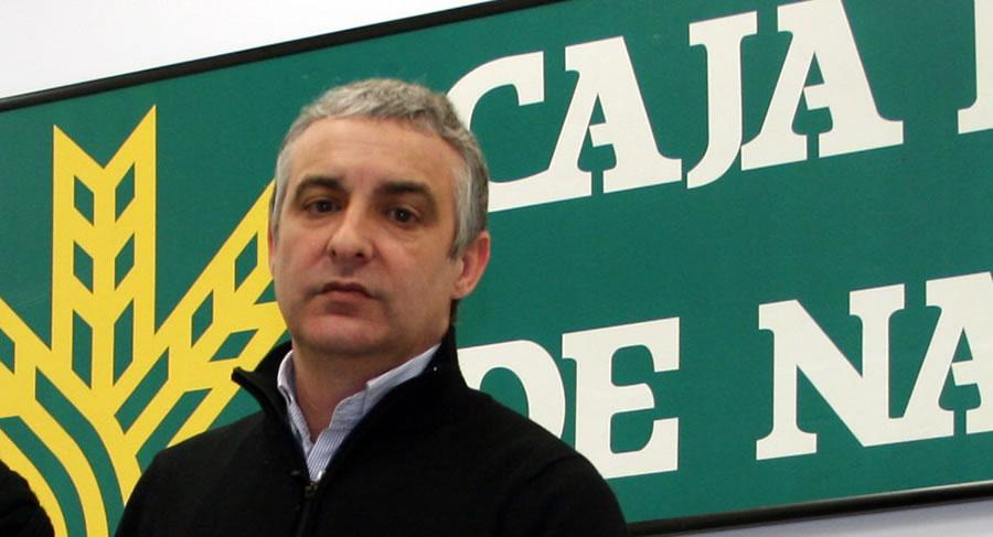"""Juanma Hernández, manager del Caja Rural: """"Este año hemos hecho fichajes de más calidad"""""""