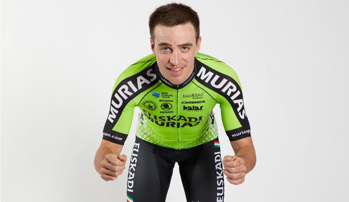 Euskadi-Murias presenta su maillot 2018