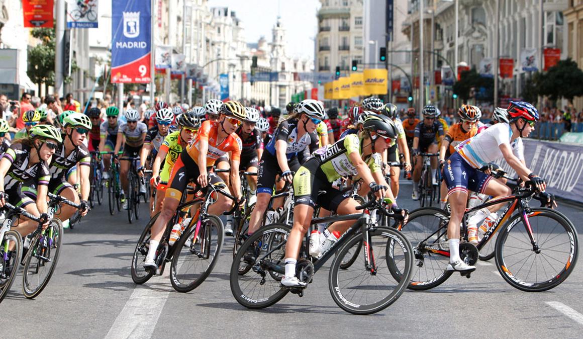 La Volta a Catalunya organizará una prueba femenina en Montjuic