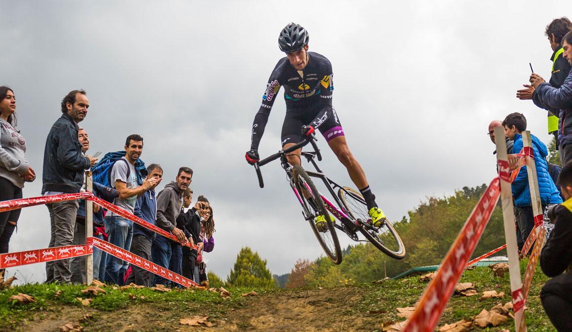 Legazpi acoge este fin de semana el Campeonato de España de Ciclocross