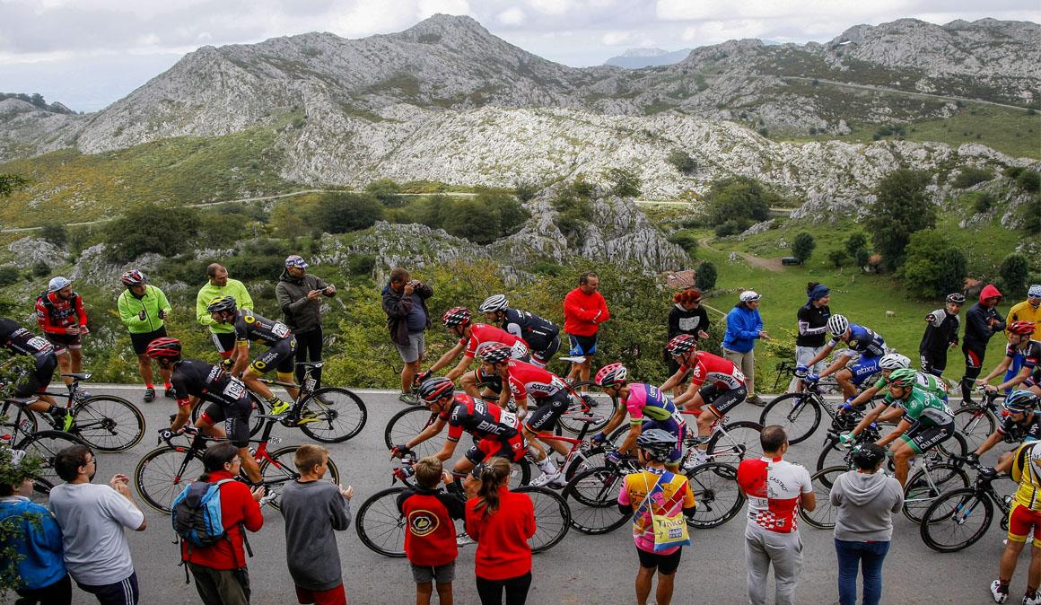 La Vuelta a España se presenta mañana en Málaga con nuevos puertos en el recorrido