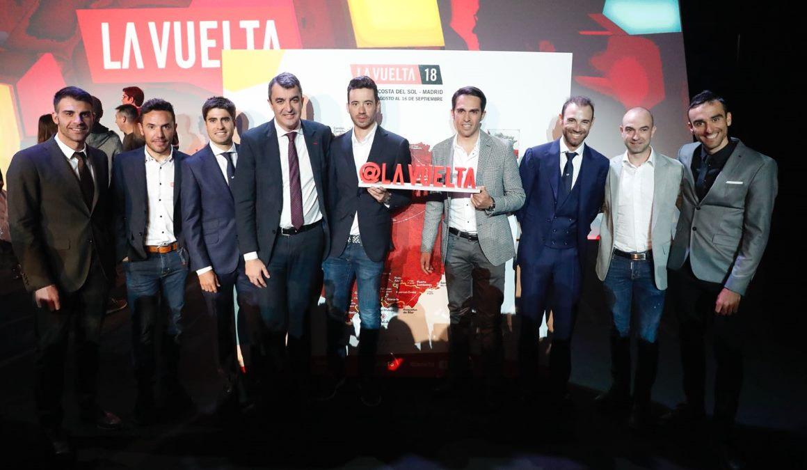 Más montaña y espectáculo en el recorrido de La Vuelta a España 2018