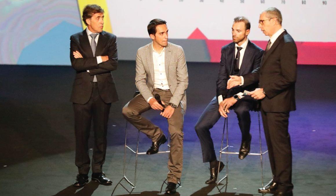 """Valverde, Tour, Vuelta y Mundial en 2018: """"Entrenando estoy bien"""""""