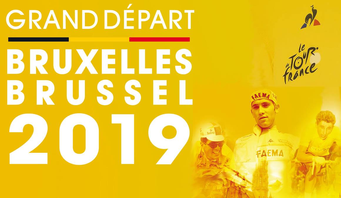 El Tour de Francia de 2019 saldrá de Bruselas