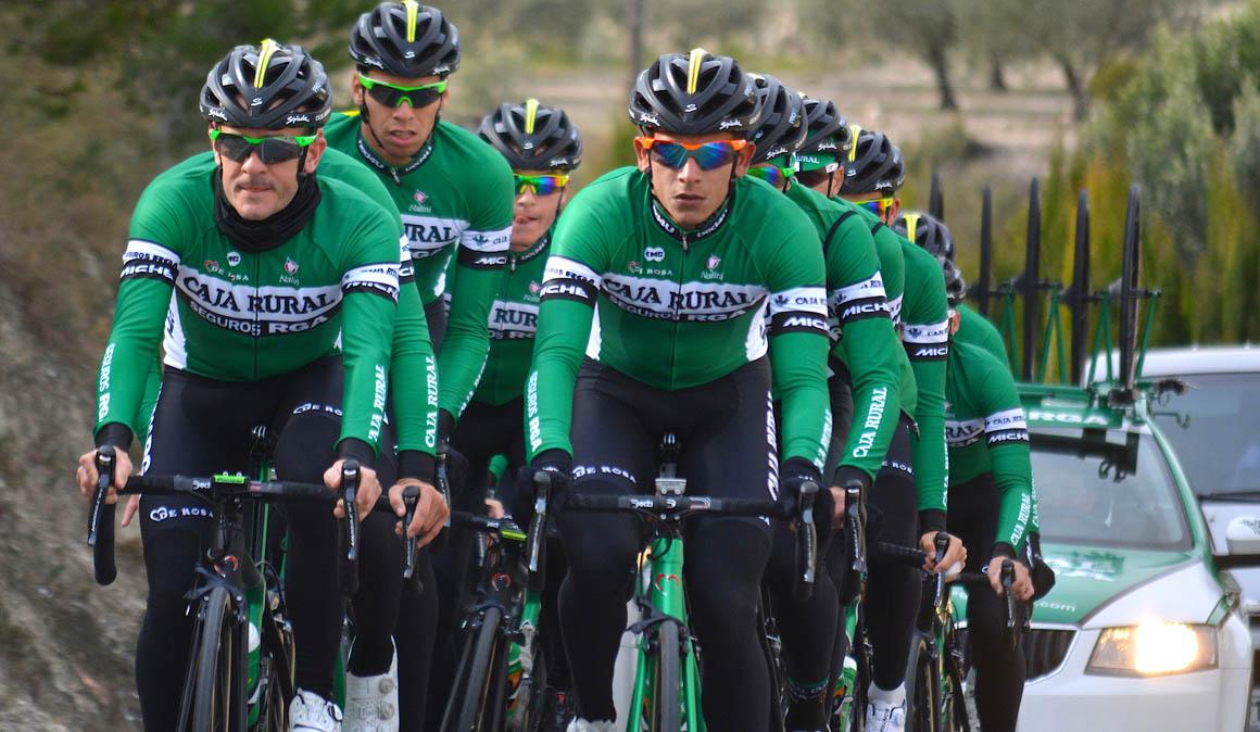 Caja Rural abre la temporada 2018 en la Vuelta a San Juan
