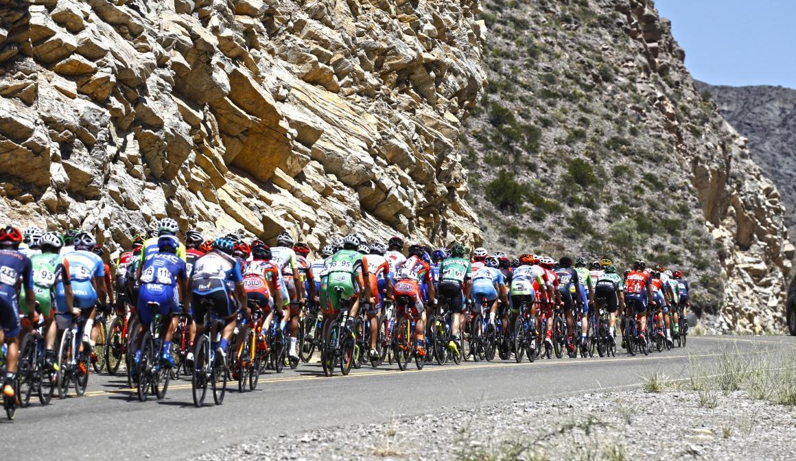 El alto del Colorado y una crono marcarán la Vuelta a San Juan