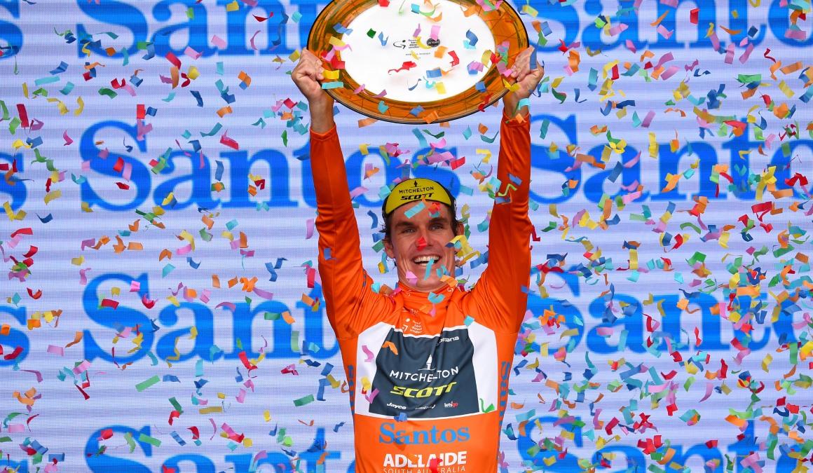 Daryl Impey conquista el Tour Down Under