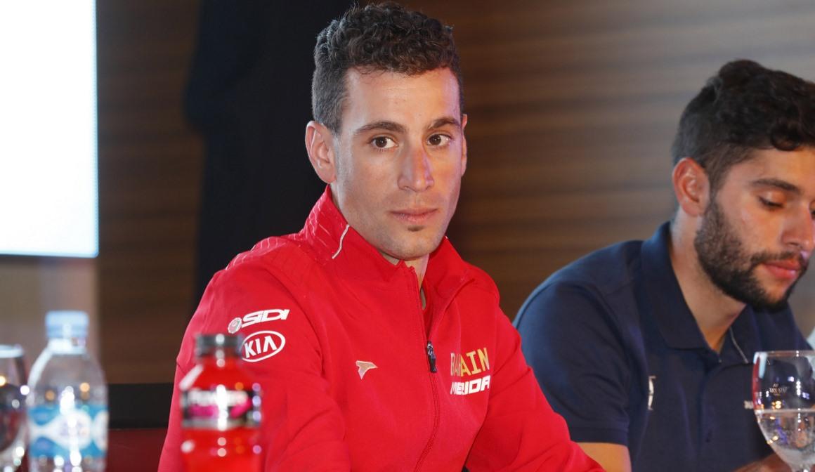 Vincenzo Nibali, baja de última hora en la Vuelta a San Juan