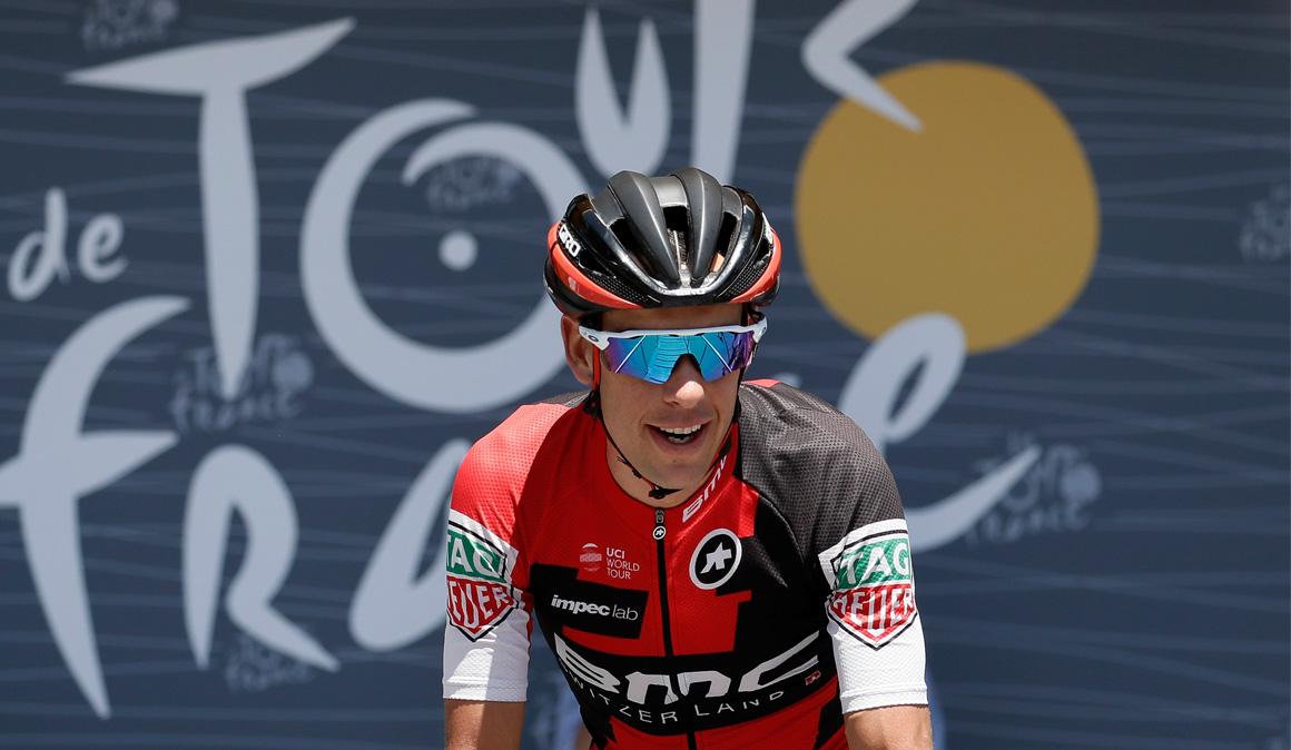 Richie Porte centrará la temporada en el Tour de Francia
