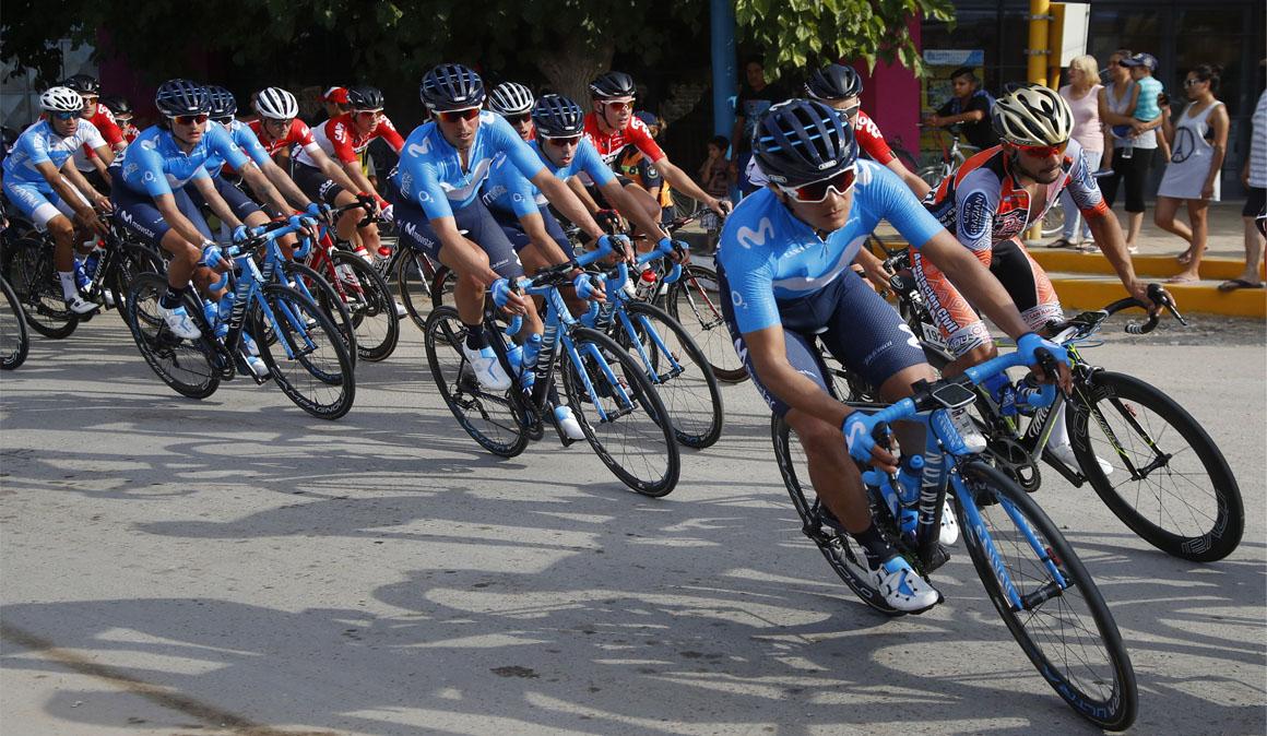 Cómo seguir en directo la 2ª etapa de la Vuelta a San Juan