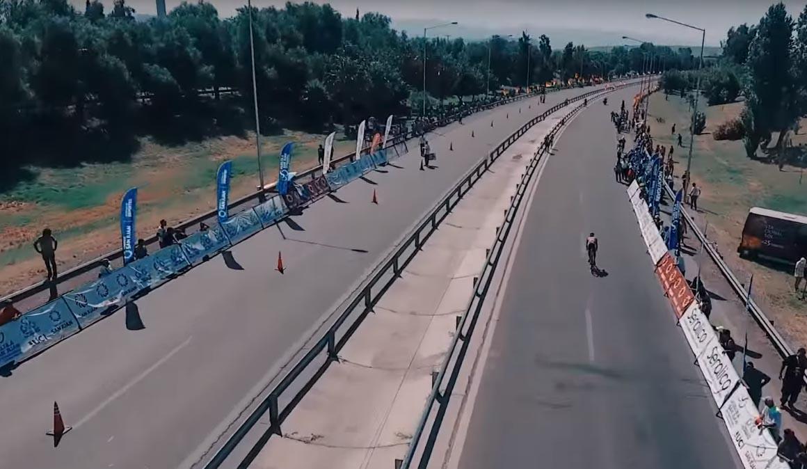 Tercera etapa de la Vuelta a San Juan en directo
