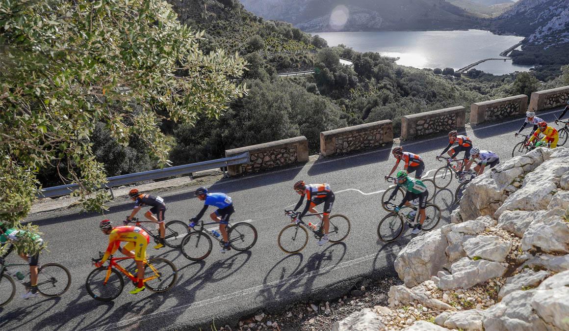 La Challenge de Mallorca abre este jueves el calendario nacional profesional de carretera