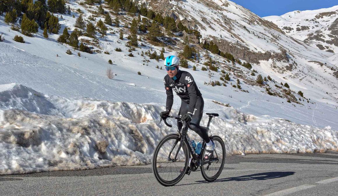"""De la Cruz: """"El Team Sky me ayudará a ser el mejor ciclista que puedo ser"""""""