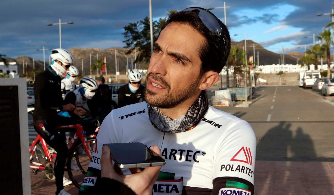 Contador apunta a Mas y Soler como futuras bazas del ciclismo español