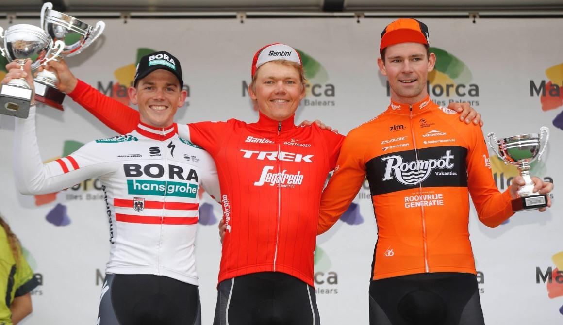 Skujins da a Trek-Segafredo la segunda victoria en la Challenge Mallorca