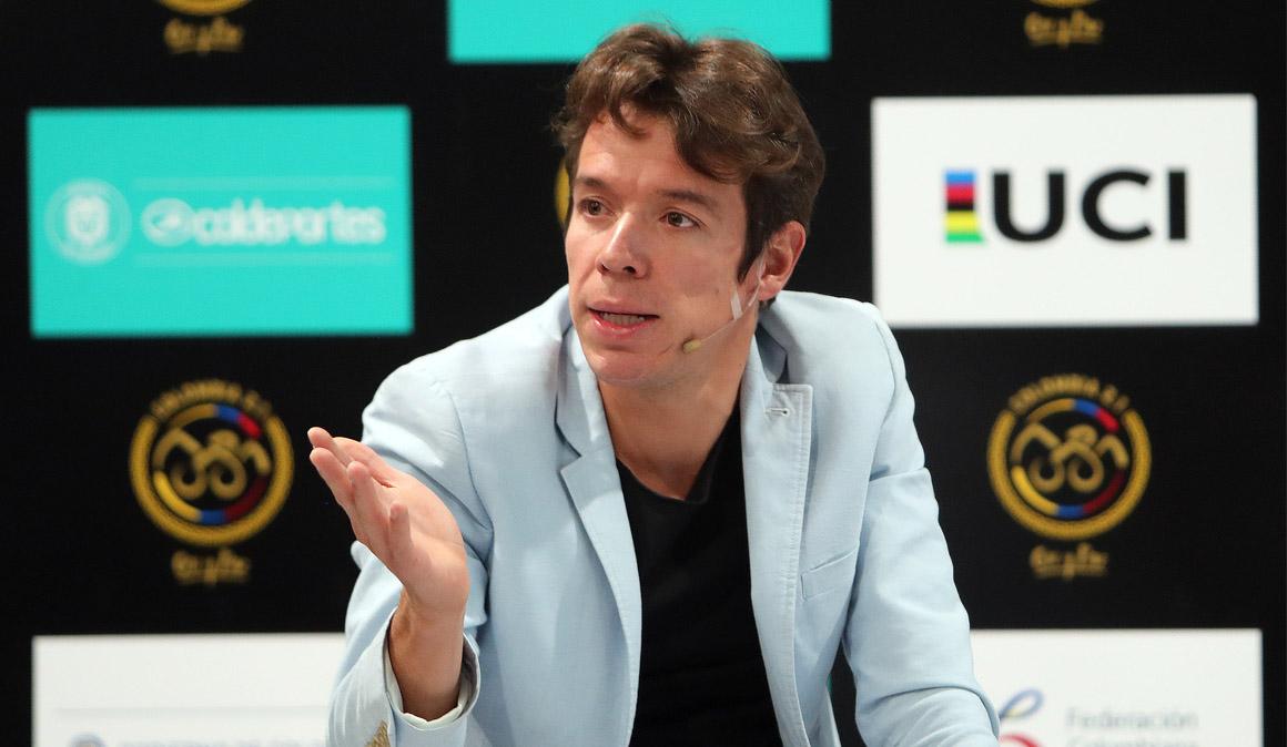 Rigoberto Urán quiere llegar al Tour como campeón colombiano