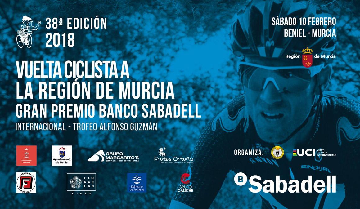 Previa Vuelta a Murcia: todos contra Valverde
