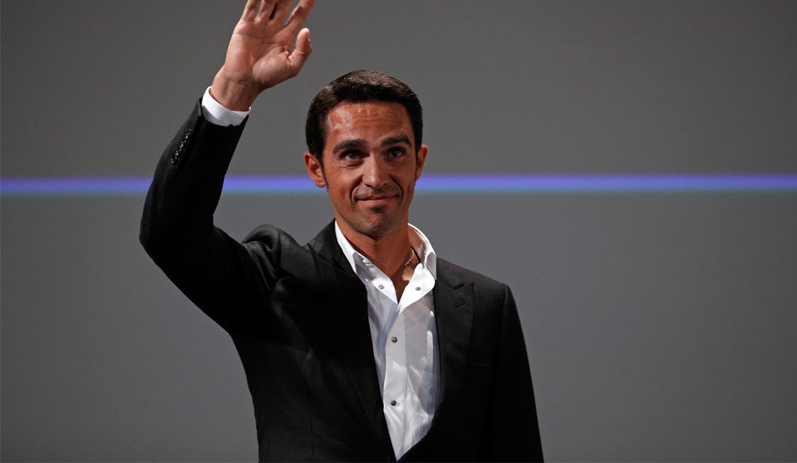 """Alberto Contador, embajador de """"La Etapa Costa Rica"""" del Tour de Francia"""