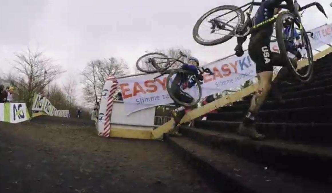 Vídeo resumen del Mundial de ciclocross en Valkenburg