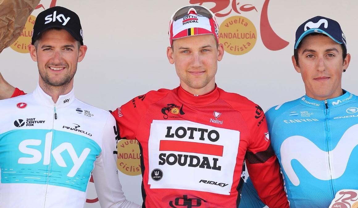 Revive los mejores momentos de la Vuelta a Andalucía-Ruta del Sol