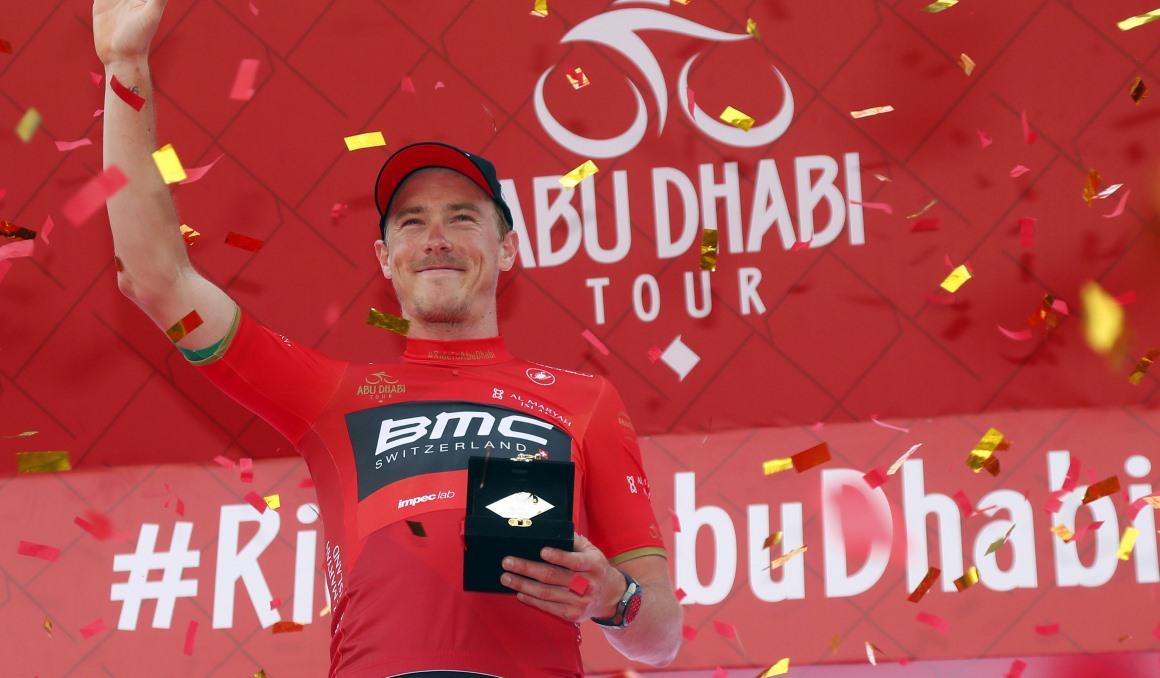 Tour de Abu Dabi: Rohan Dennis, victoria en la CRI y liderato