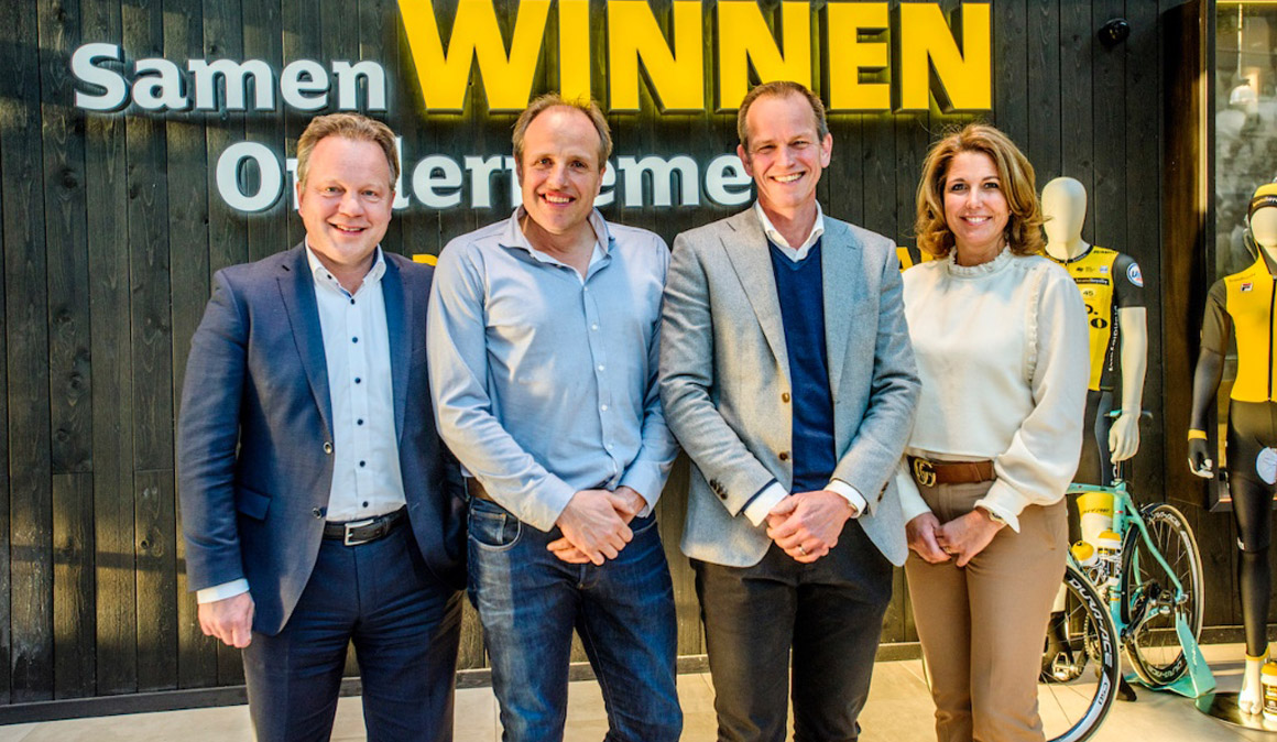 Jumbo pasará a ser en 2019 el primer sponsor del LottoNL