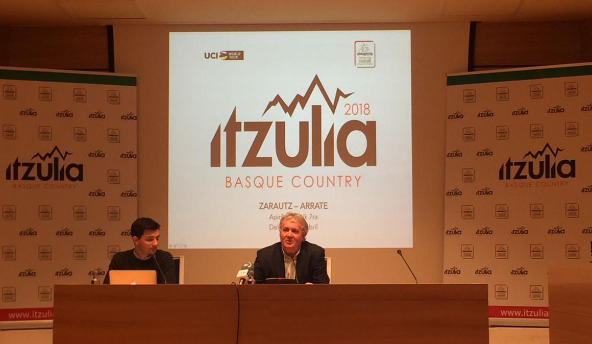 Arrate decidirá la Itzulia 2018