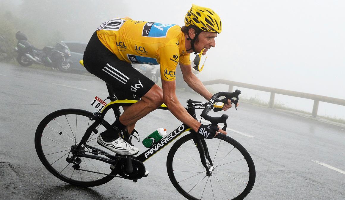 """Wiggins y Sky, acusados de """"cruzar una línea ética"""" para ganar el Tour 2012"""