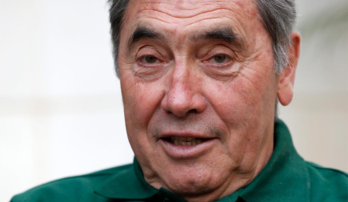 Eddy Merckx dará la salida el domingo a la marcha cicloturista Bilbao-Bilbao
