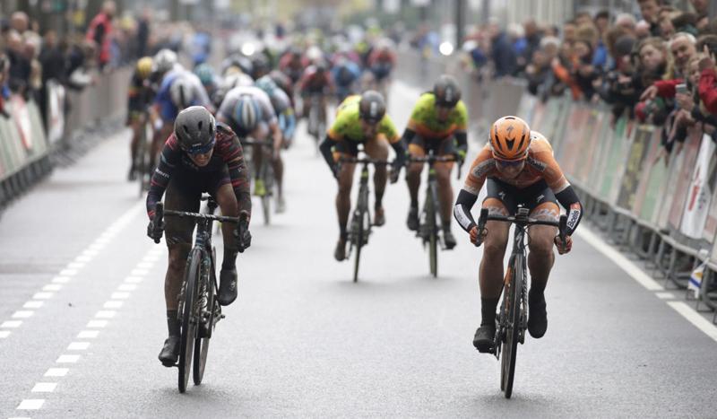 Amy Pieters se apunta la Ronde van Drenthe