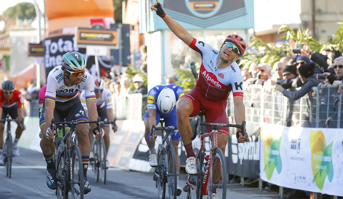 Tirreno-Adriático: Kittel gana al sprint a la espera de la decisiva CRI