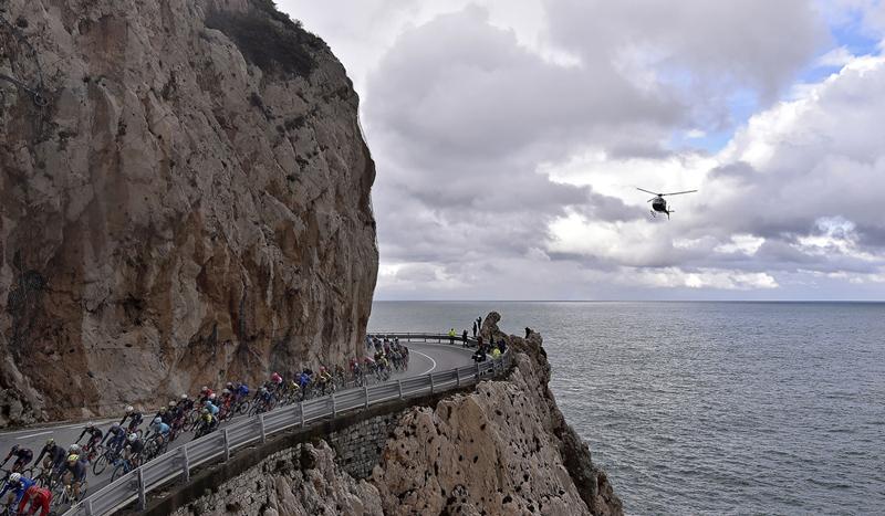 Momentos de una Milán-Sanremo inolvidable gracias a Nibali