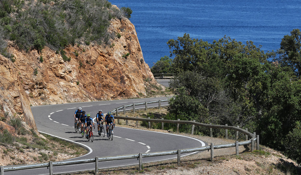 Lloret de Mar, un paraíso ciclista