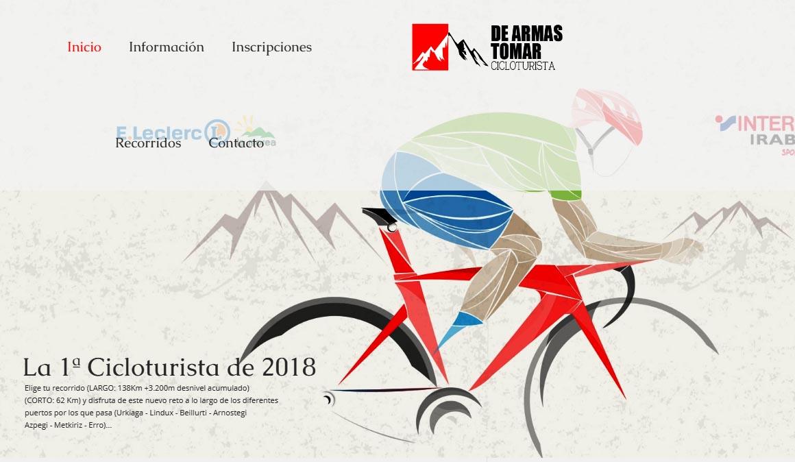 Marcha cicloturista De Armas Tomar