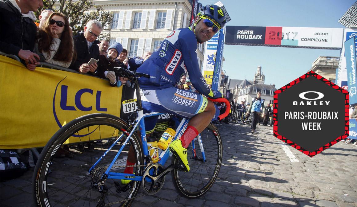 Oakley te invita a unirte a la París-Roubaix Week