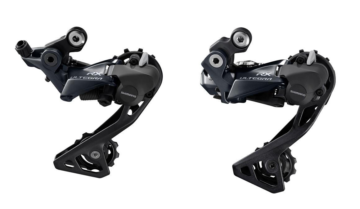 Shimano Ultegra RX, el cambio trasero con estabilizador de cadena