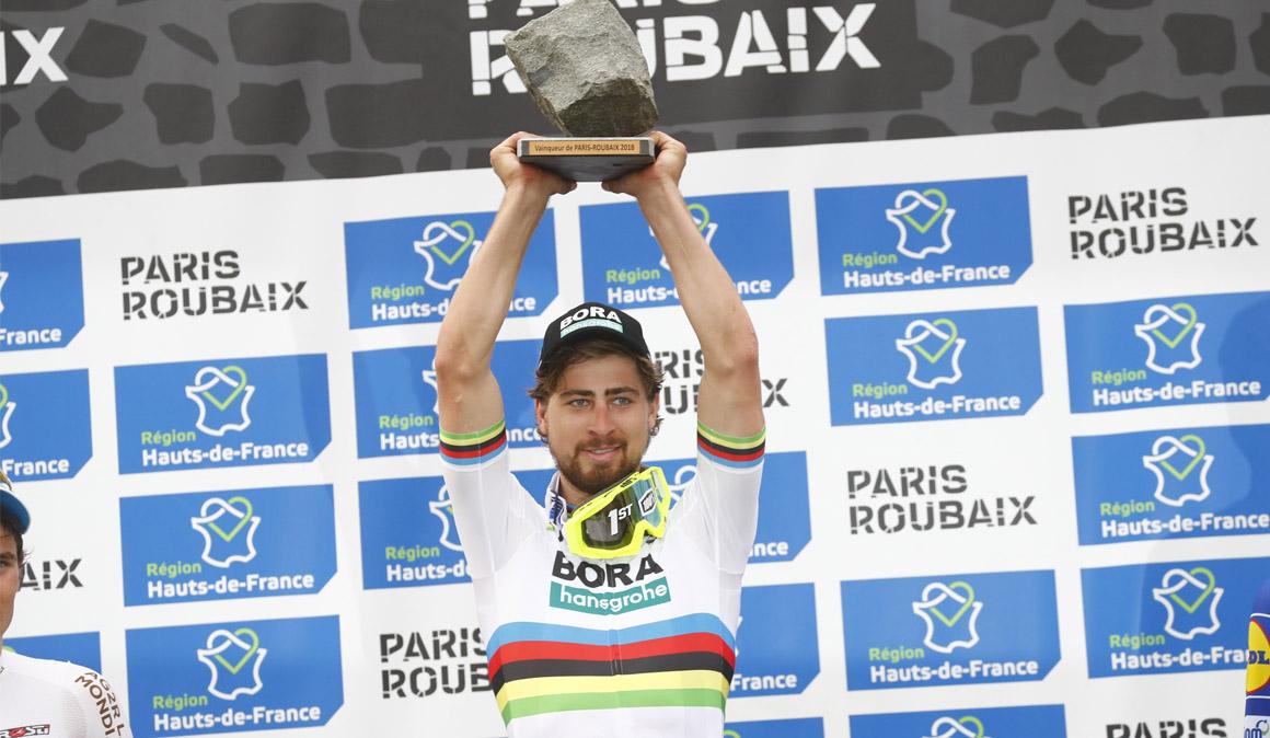 Las mejores imágenes de una París-Roubaix monumental