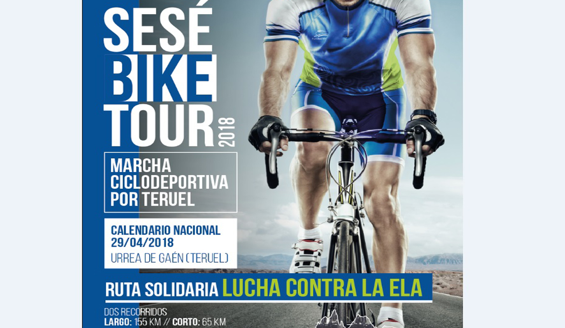 Marcha solidaria Sesé Bike Tour