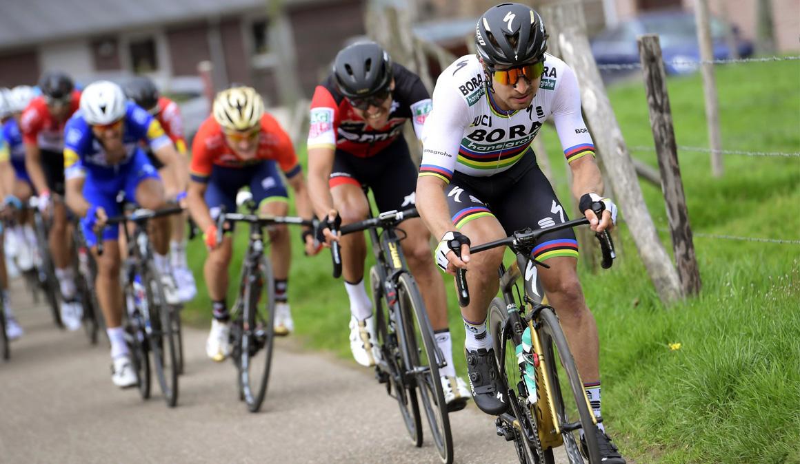 Sagan afianza su liderato en el ranking UCI World Tour