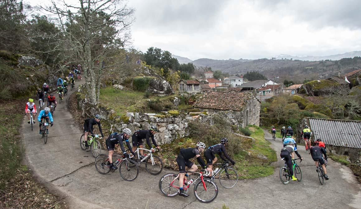 Fotos de la I Marcha cicloturista Ourense Strade Termal by Ridley